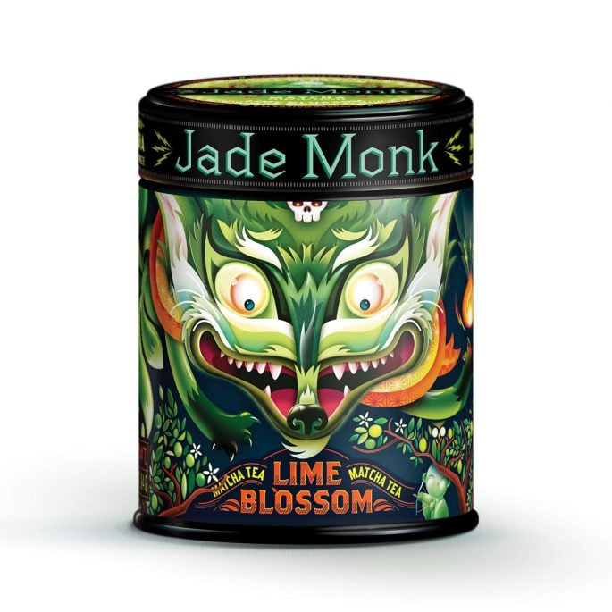 Jade Monk Packaging
