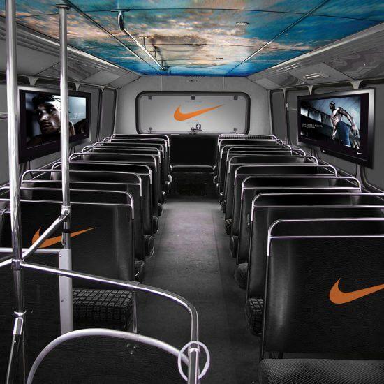 Nike Swim Branding