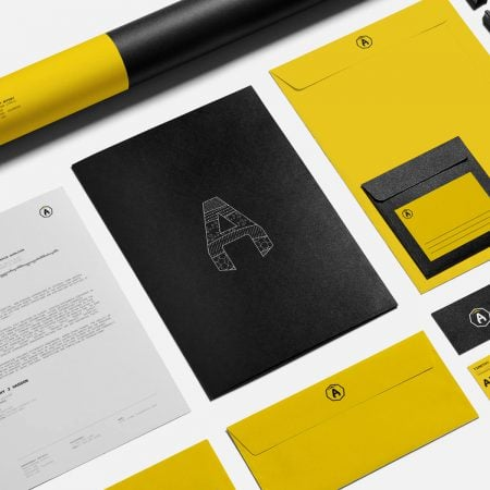 Alacer Gold Branding & Collateral