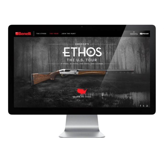 Benelli Website