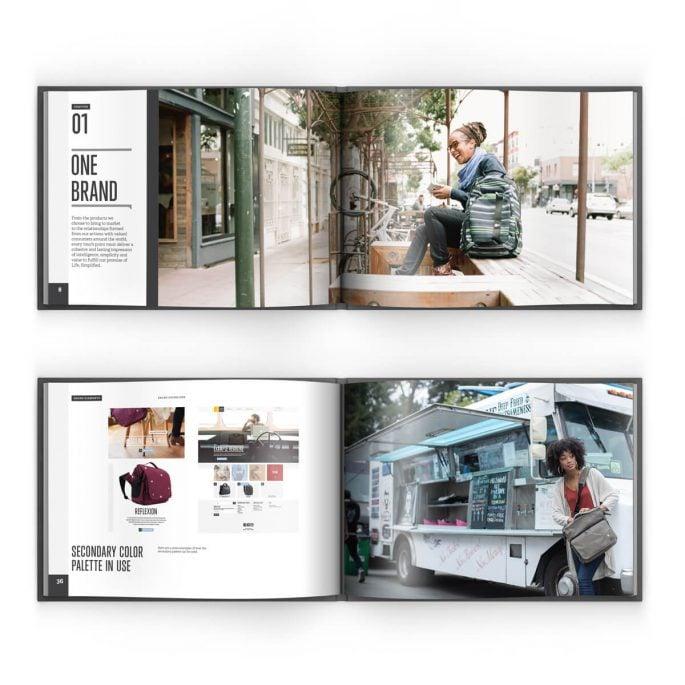 Case Logic Branding, Packaging & Website