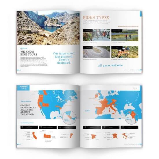 Trek Travel Branding & Website