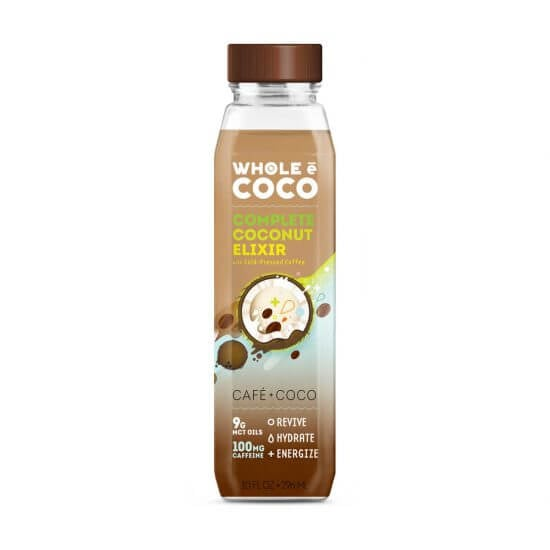 Whole e Coco Packaging