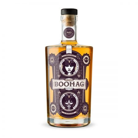 Boohag Spiced Rum Packaging