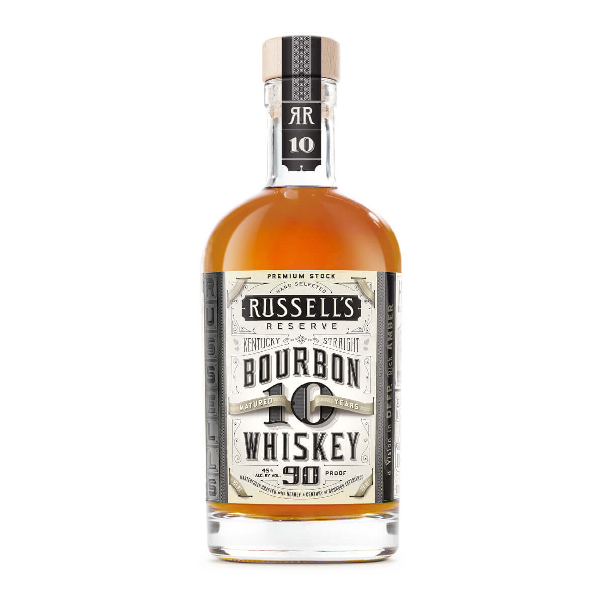 Russell's Reserve Packaging Concept Hero Image