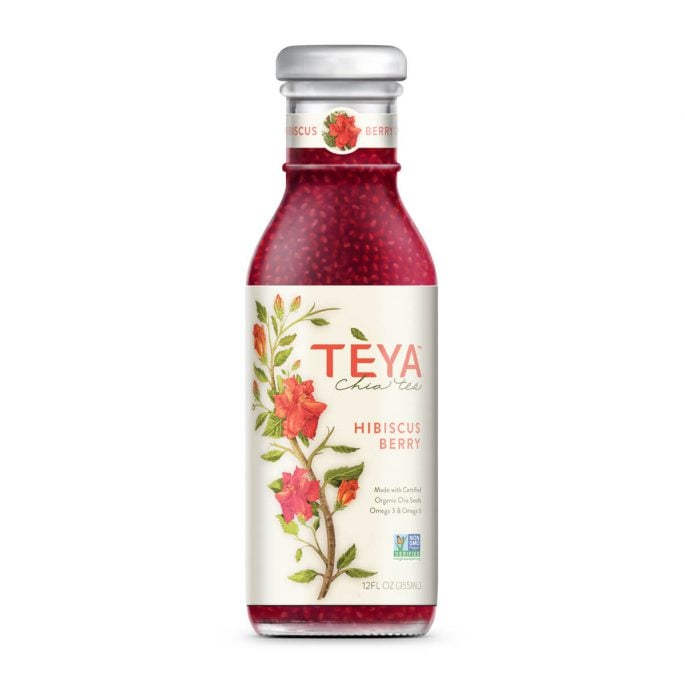 Teya Chia Teas Packaging