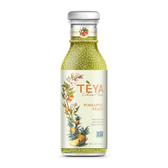 Teya Chia Teas Packaging