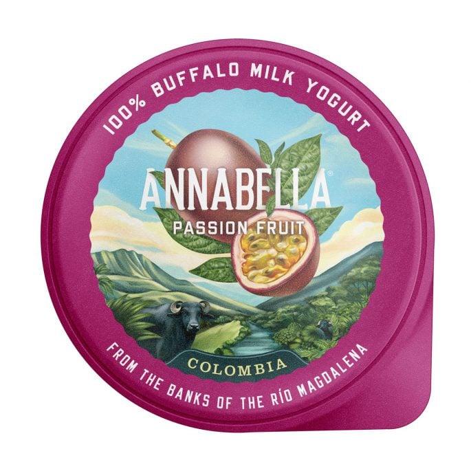 Annabella Creamery Packaging