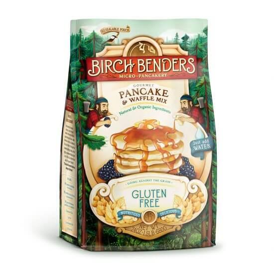 Birch Benders Packaging