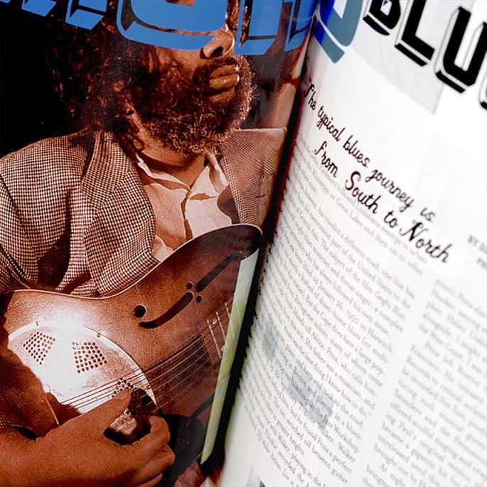 Blues Access Magazine