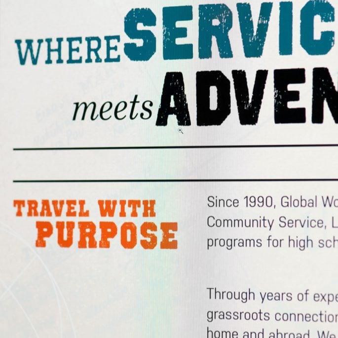 Global Works Travel Website
