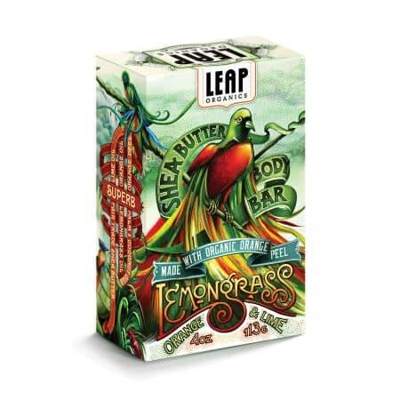 LEAP Organics Packaging