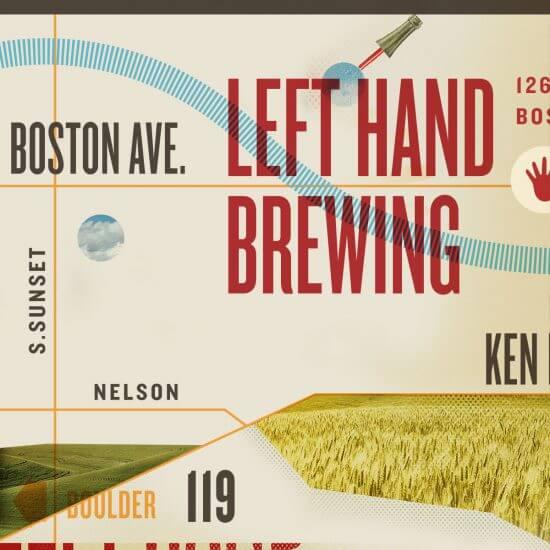 Left Hand Brewing Website