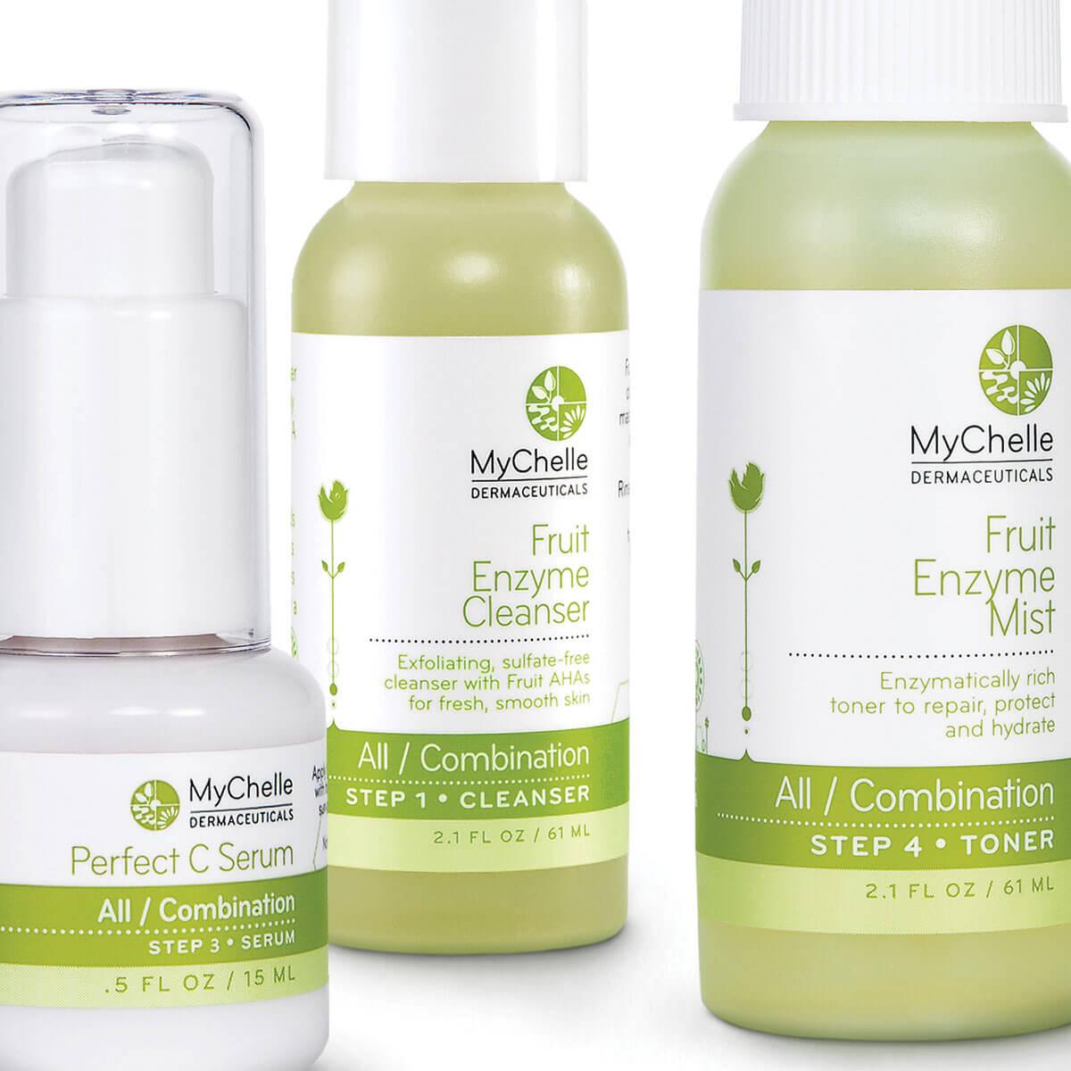 Skin Care Branding & Packaging Hero Image
