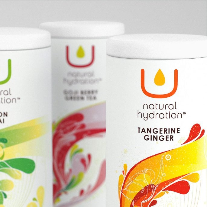Nuun U Hydration Packaging