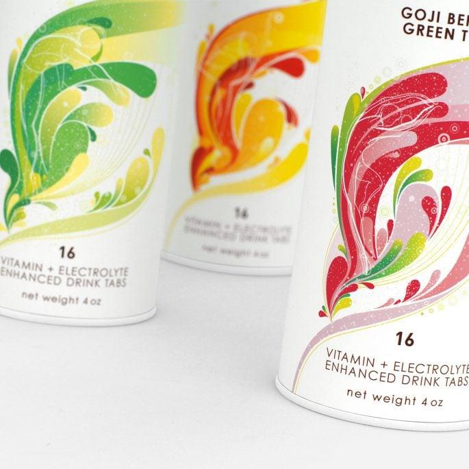 Nuun U Hydration Packaging