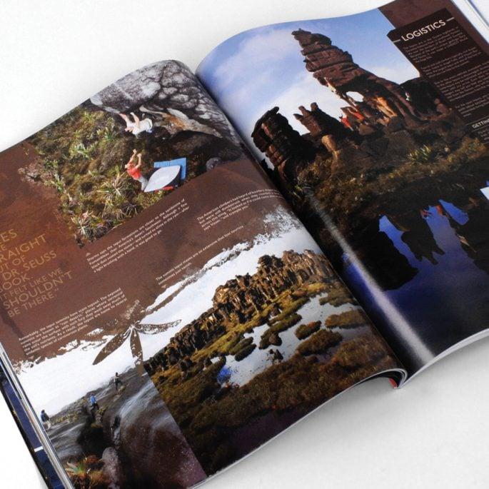 Rock & Ice Magazine