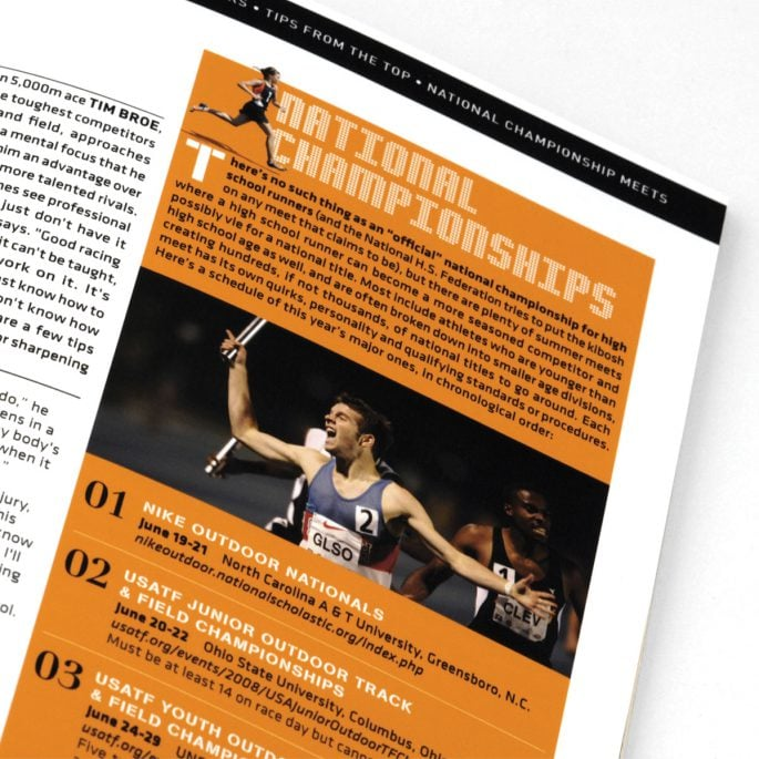 Running Times Magazine