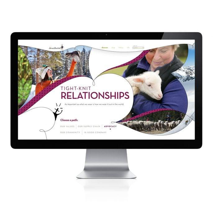 Smartwool Website