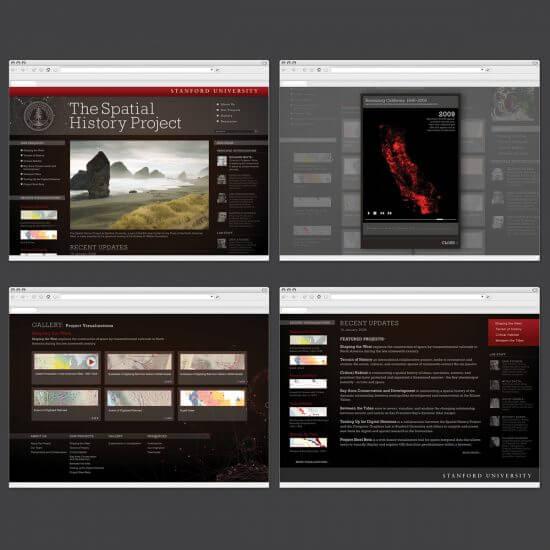 Stanford University Website