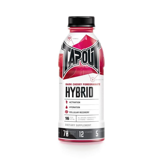 TapouT Beverages Packaging