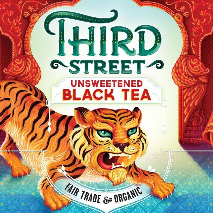 Third Street Tea Packaging