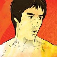 Bruce Lee Tea Packaging