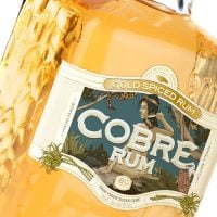 Cobre Rum Packaging