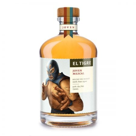 El Tigre Mezcal Packaging