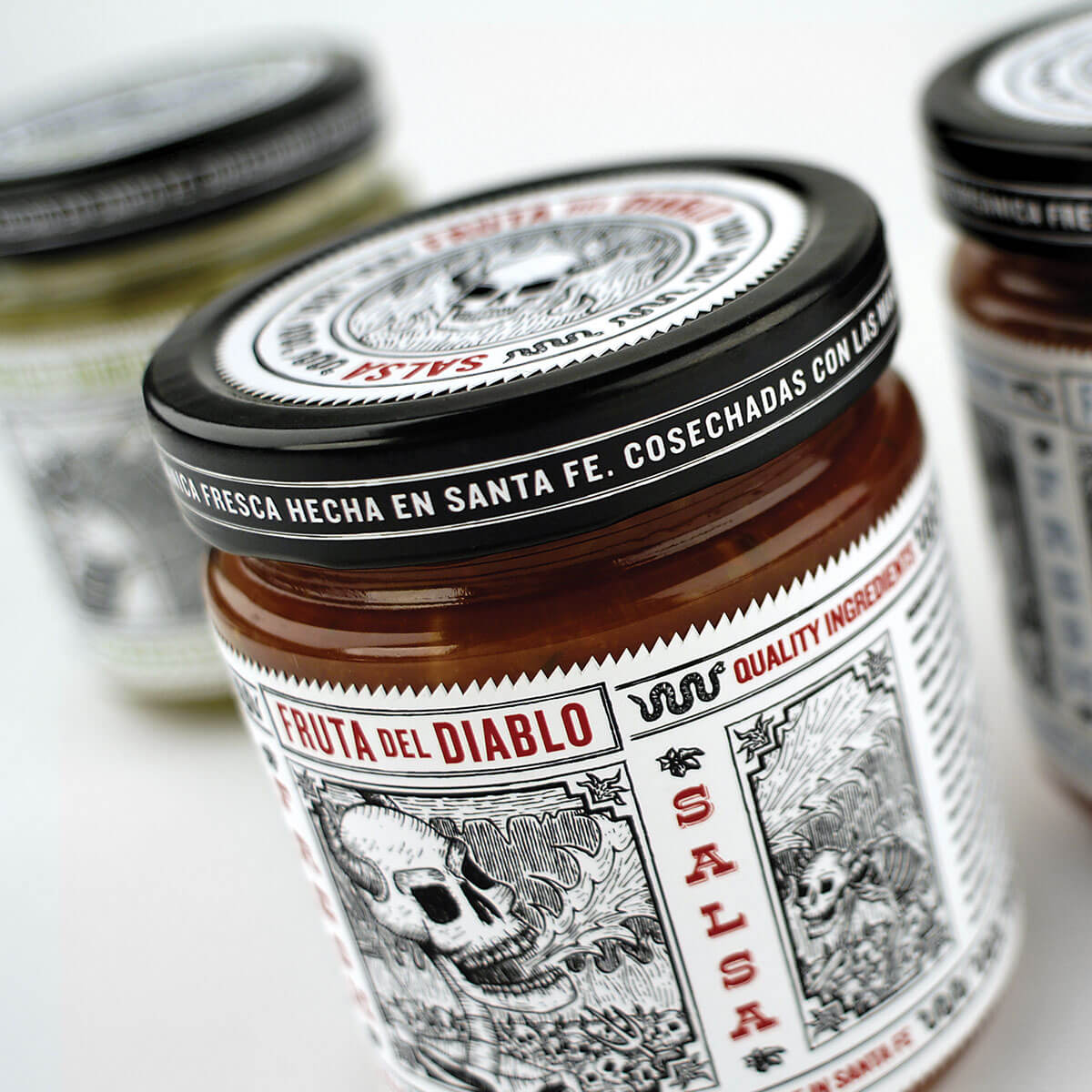 Salsa Packaging Hero Image
