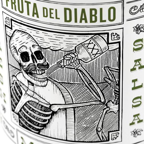 Fruta Del Diablo Packaging