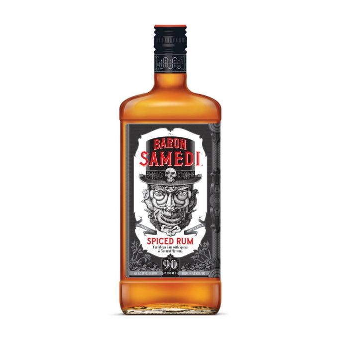 Gruppo Campari Baron Samedi Spiced Rum Packaging