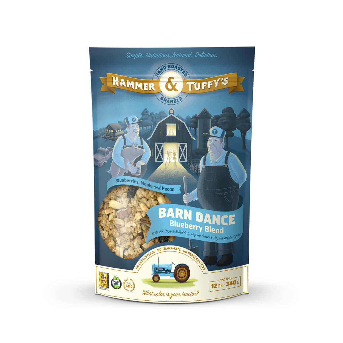 Granola Packaging Hero Image