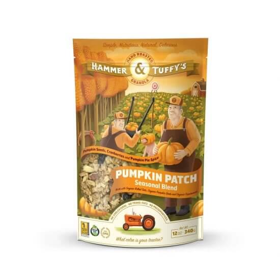Hammer & Tuffy's Packaging