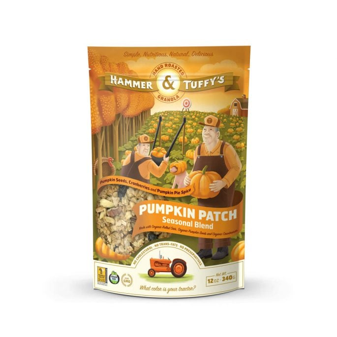 Hammer & Tuffy's Packaging