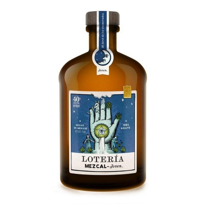 Lotería Mezcal Packaging
