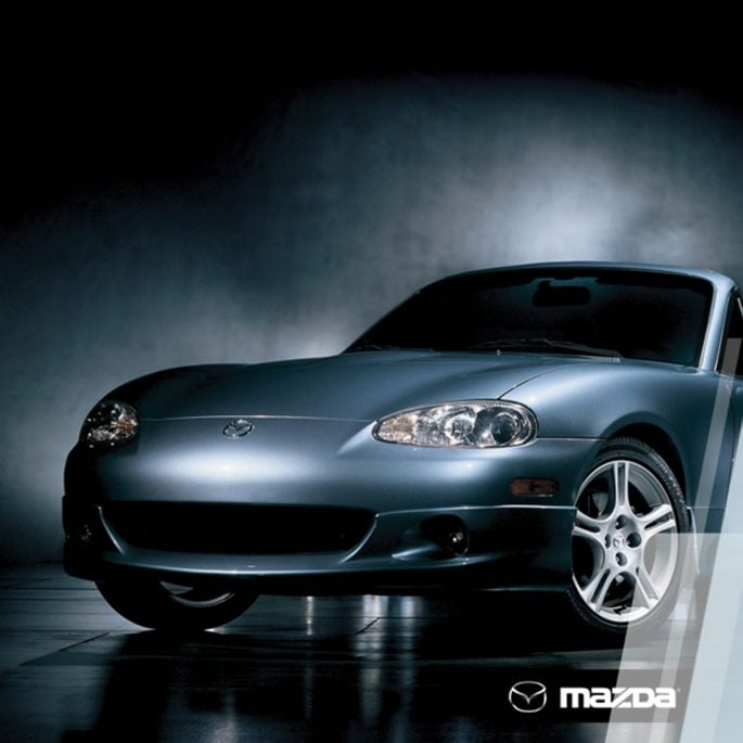 Mazda National Dealer Website
