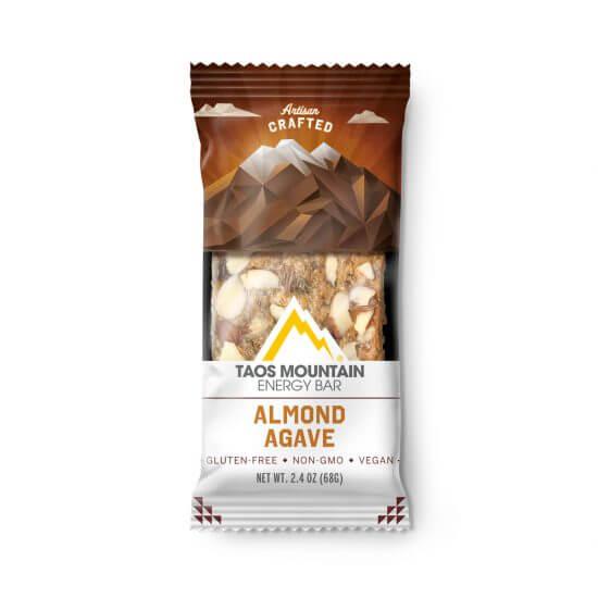 Taos Mountain Energy Bar Packaging