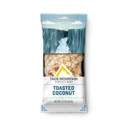 Taos Mountain Energy Bar Packaging