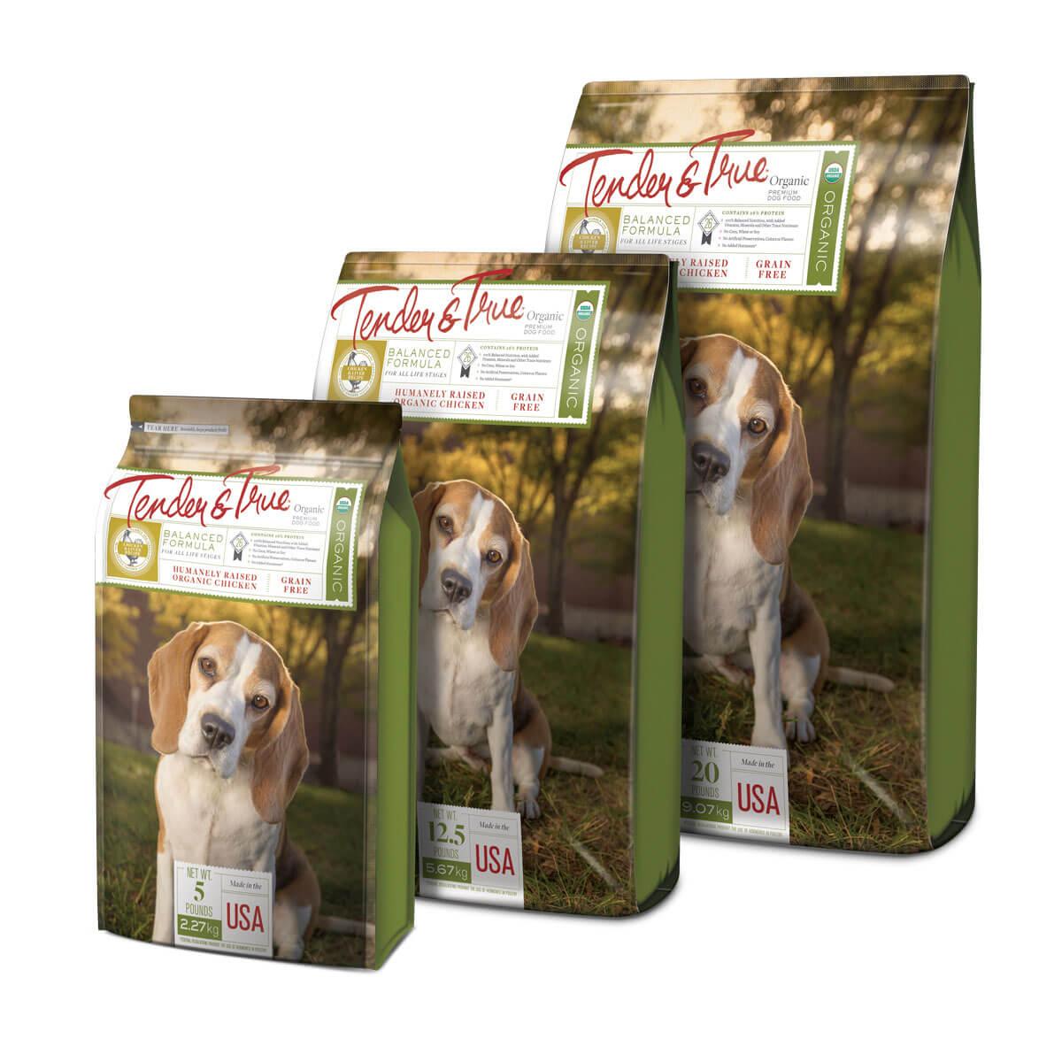 Pet Food Packaging Hero Image