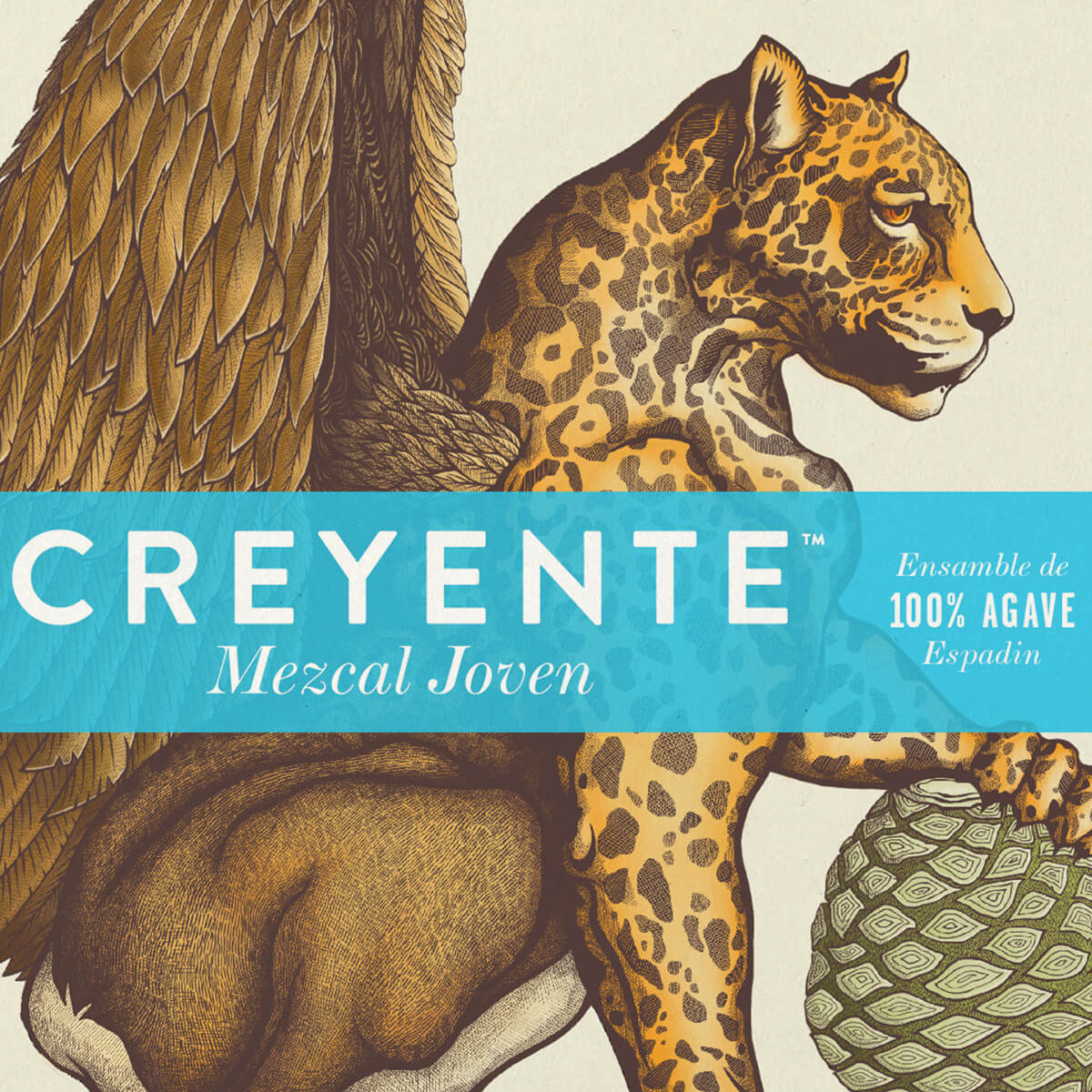 Creyente Mezcal Packaging Hero Image
