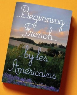 Beginning French cover