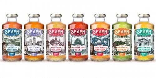Seven Teas Packaging-Banner Image