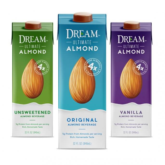 Hain Celestial Dream Almond Packaging-01