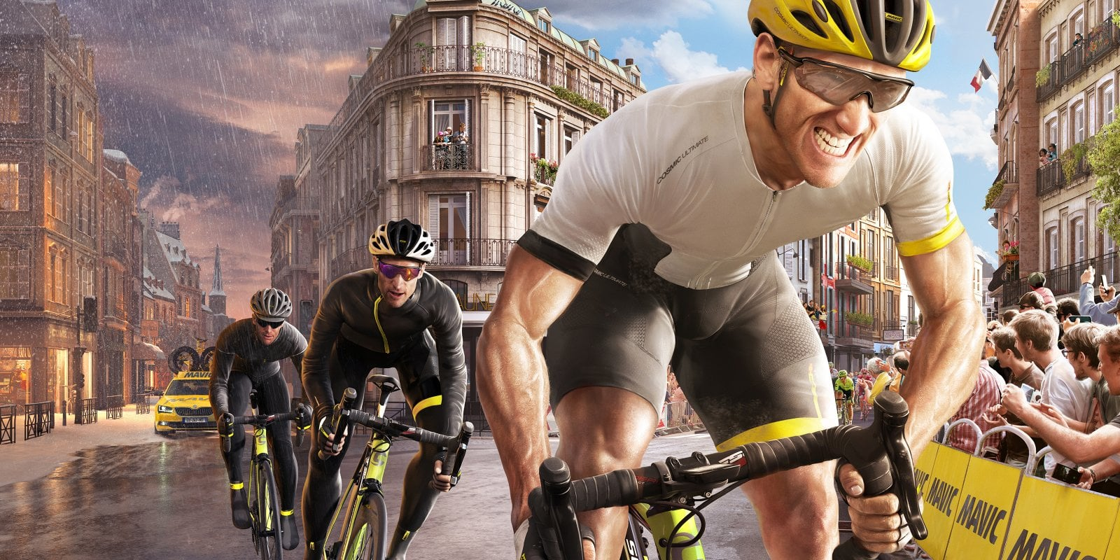 Mavic Advertising Campaign-Banner Image